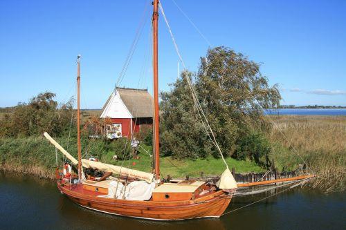sailing boat sail baltic sea