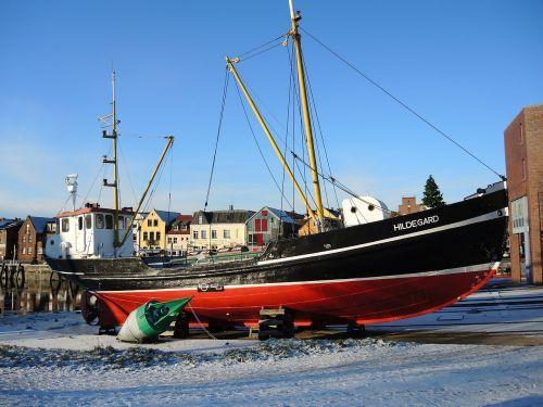 sailing boat ship husum