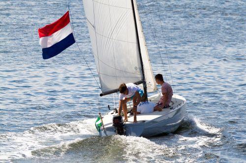 sailing boat boot ship