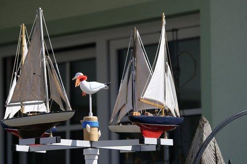 sailing boat  sail  ship