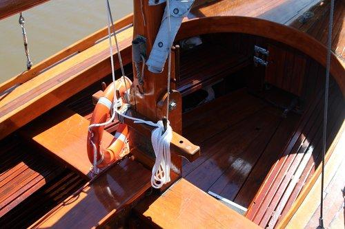 sailing boat  wood  boat