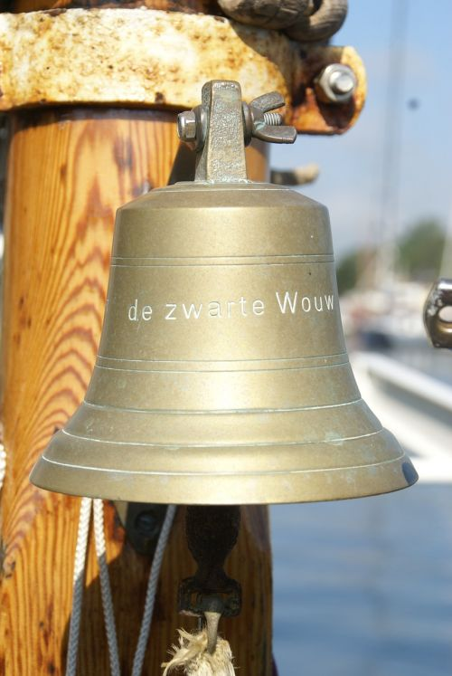 sailing vessel ship bell ship accessories