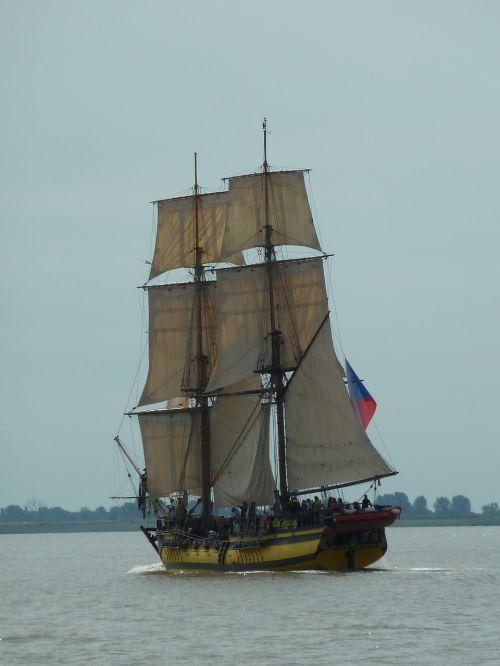 sail ship bremerhaven