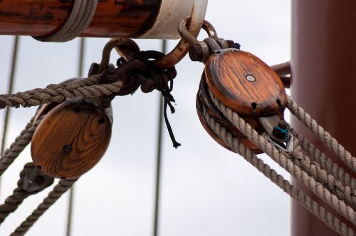 sailing vessel rigging sail