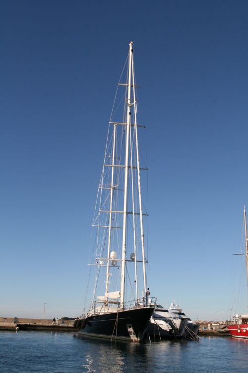 sailing yacht sailing boat sail