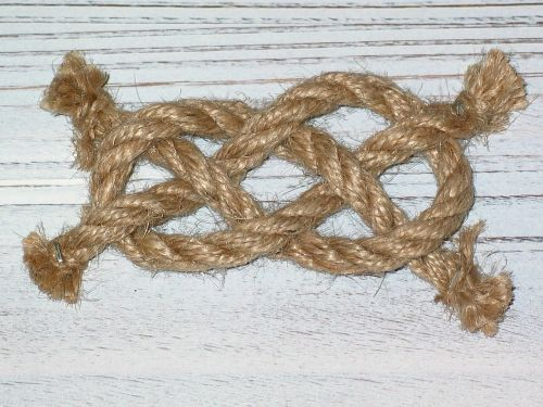 sailor sailor's knot rope