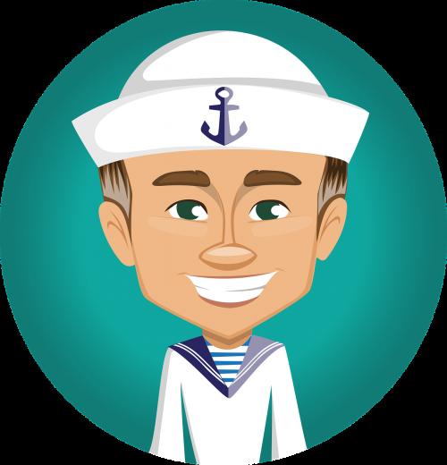 sailor man boat