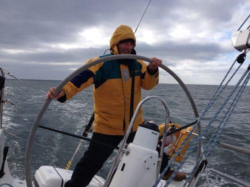 sailor coast water