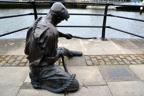 sailor fischer sculpture