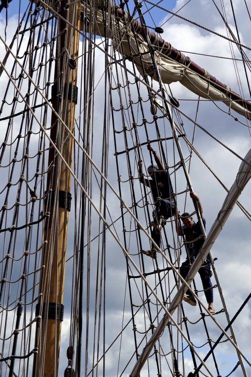 sailor panties boatswain