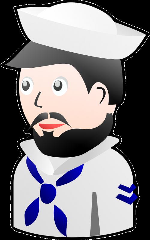 sailor hat cap