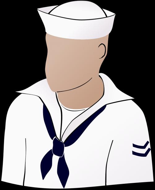 sailor person navy
