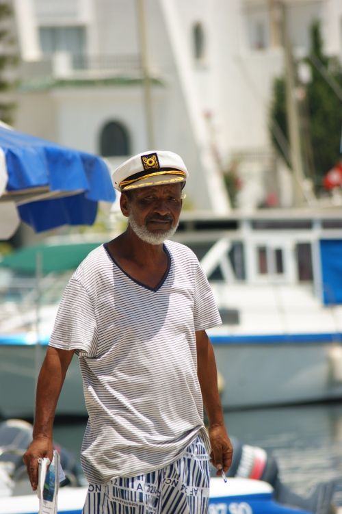 sailor port captain