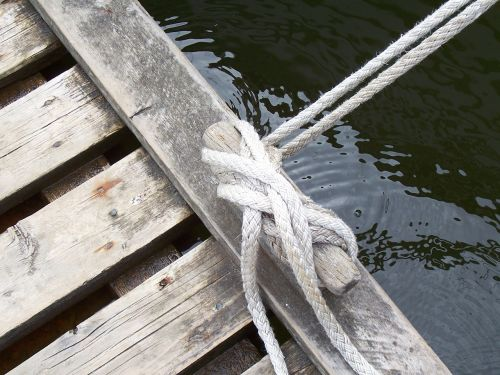 sailor's knot knot rope