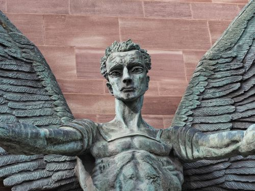 saint michael angel
