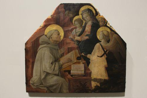 saint art medieval