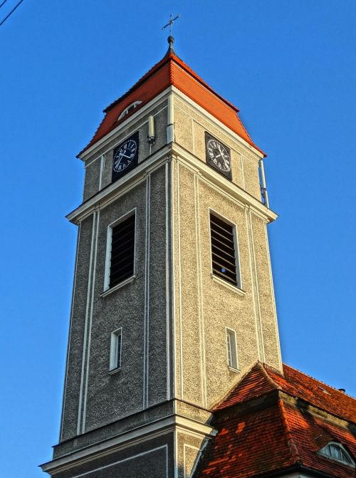 saint adalbert church tower