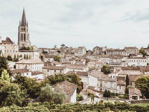 saint-émilion  france  travel