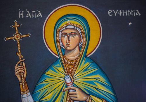 saint euphemia saint ayia
