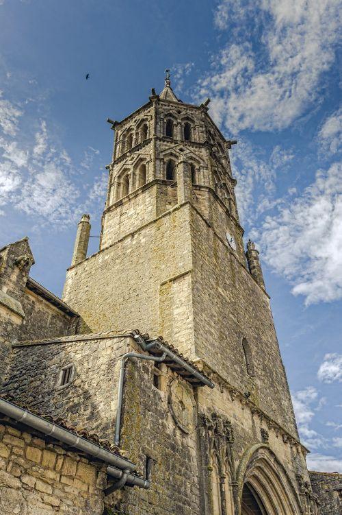 saint-félix-de-lauragais church architecture
