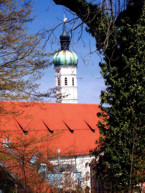saint jacob church building