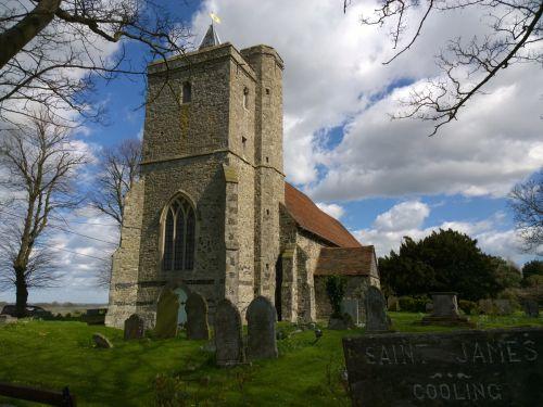 Saint James Church Cooling Kent