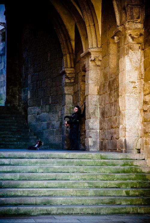 saint james compostela spain gothic