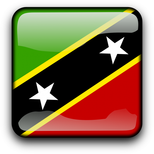 saint kitts and nevis flag country