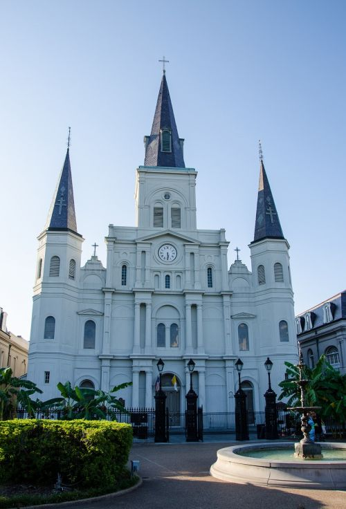 saint louis cathedral church cathedral