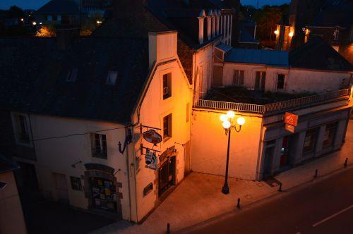 saint malo france street corner