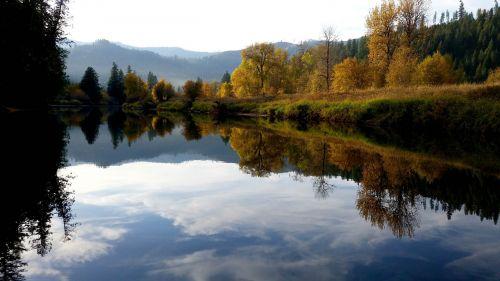 saint maries river north idaho river