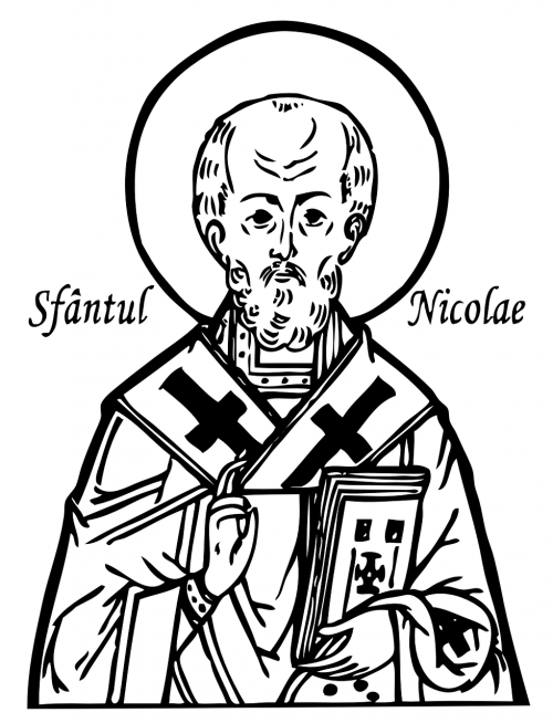 saint nicholas bishop christian