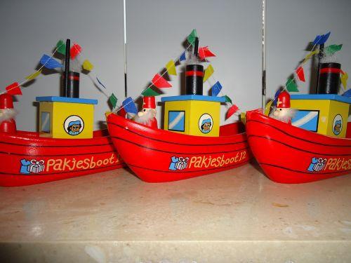saint nicholas steamer packet boat