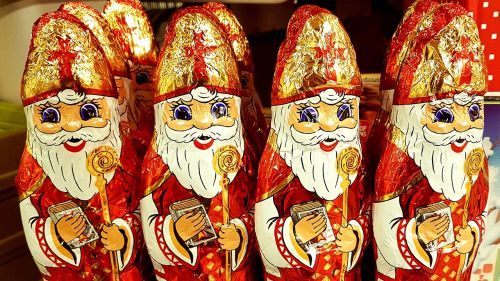 saint nicholas chocolate sintsnoep