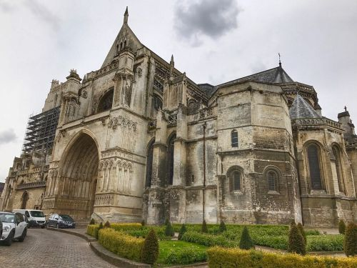 saint-omer france cathedral