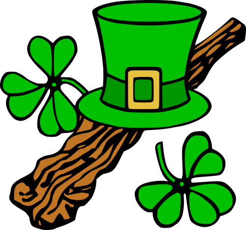 saint patricks day shamrock ireland