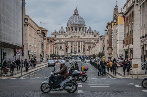 saint peter's basilica basilica pope