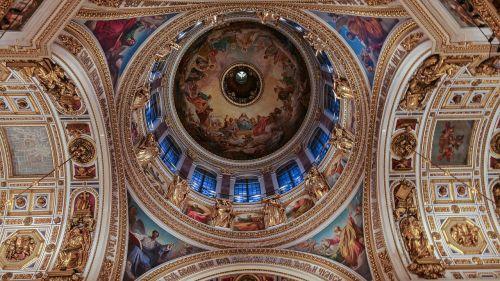 saint petersbourg cathedral saint isaac