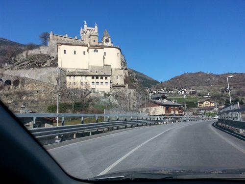 saint pierre castle castle val d'aosta castles