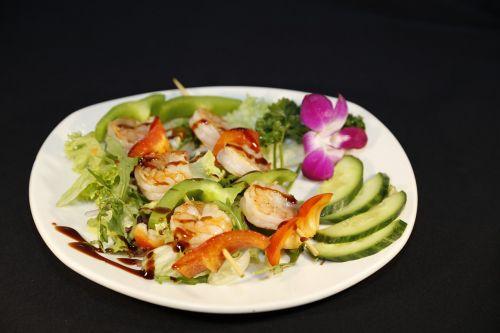 salad starter frisch