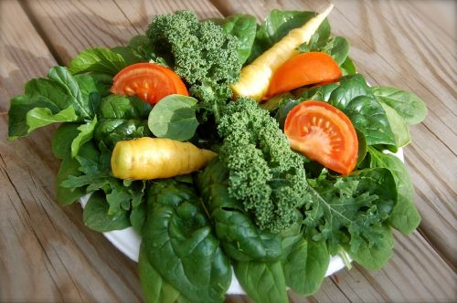 salad greens healthy