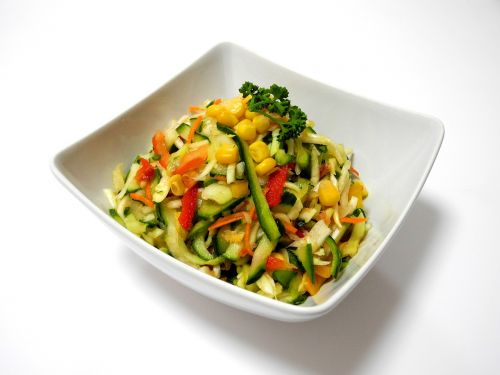 salad vegetables vegetable salad
