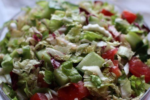 salad green delicious