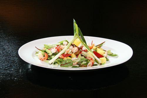 salad food dining