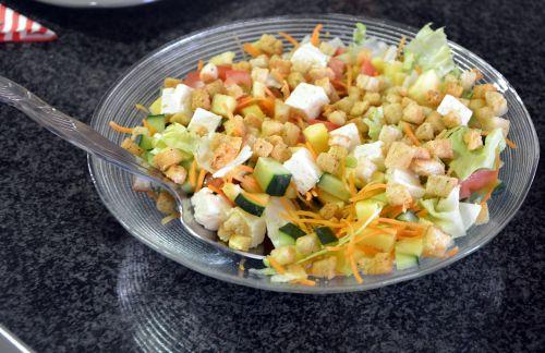 salad food healthy