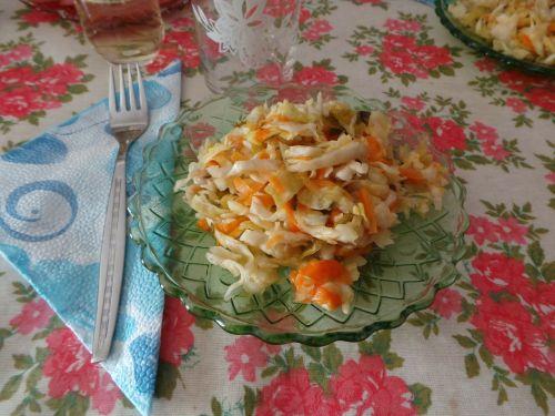 salad vegetables vitamins