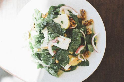 salad food greens