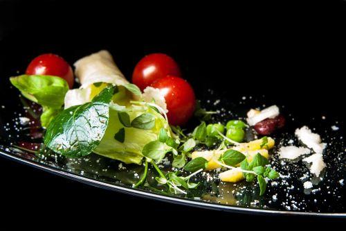 salad leaf lettuce japanese spinach