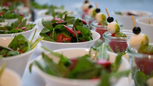 salad  starter  healthy