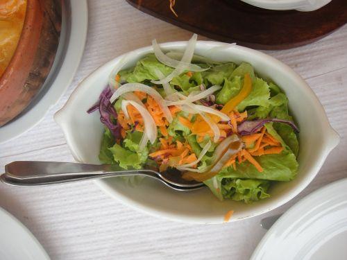 salad food vegetarian